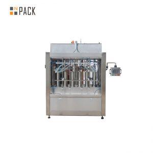 İstehsalat zavodu Avtomatik 5 Litr sürtkü yağı / dişli yağ doldurma maşını